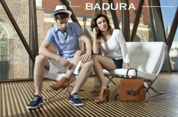 Badura - kolekcja wiosna/lato 2012