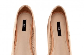 Baleriny i mokasyny H&M na wiosnę i lato 2013
