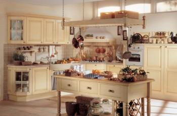 Berloni - klasyczne meble kuchenne