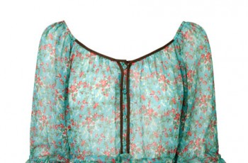 Bluzki i koszulki Stradivarius - wiosna-lato 2011