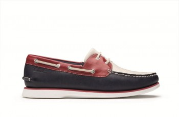 Clarks - kolekcja obuwia męskiego na lato 2012