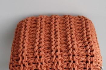 Cuda robione ze sznurka bawełnianego