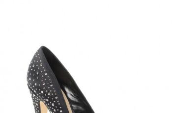 Czarne buty na sylwestra, karnawał i studniówkę