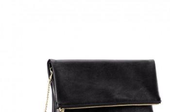 Czarne torebki na sylwestra, karnawał i studniówkę