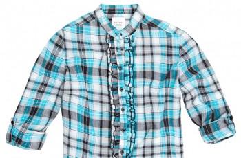 Damskie bluzki i koszule Reserved na jesień i zime 2011/12
