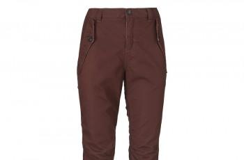 Damskie spodnie InWear na zimę 2011/12