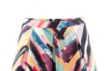 Eleganckie spódnice marki H&M na jesień i zimę 2012/13