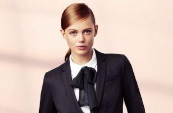 Frida Gustavsson w kampanii H&M na jesień i zimę 2013/14