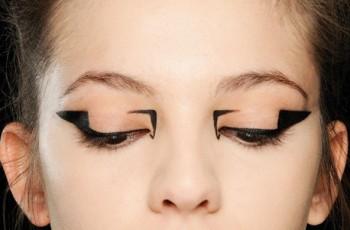 Graficzny makijaż