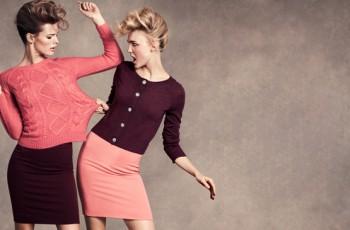 H&M - lookbook na jesień 2012