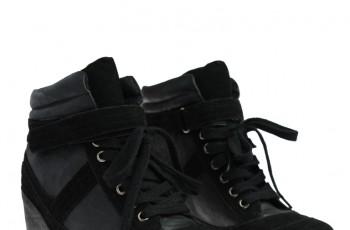 Jesienne buty na koturnach - hity!