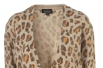 Jesienno-zimowa kolekcja swetrów Topshop
