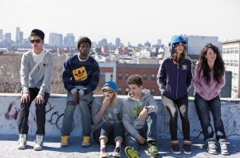 Jesienny adidas Originals w wydaniu freestyl'owym