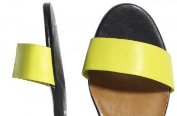 Kolekcja butów na lato 2012 marki H&M
