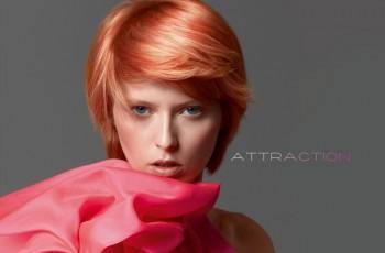 Kolorowe fryzury zainspirowane naturą
