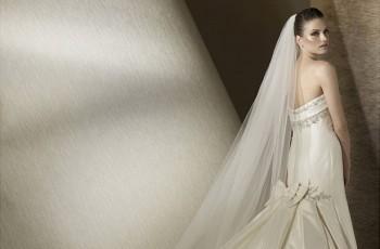 Koronkowe suknie ślubne Costura - 2012