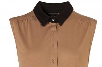 Koszule TopShop - kolekcja wiosenna-letnia 2011