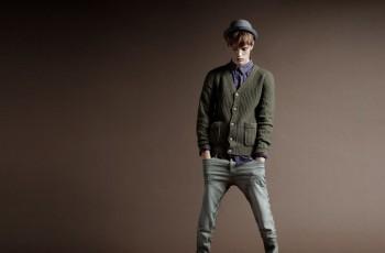 Lookbook dla Niego marki Pull&Bear na jesień-zimę 2011/2012
