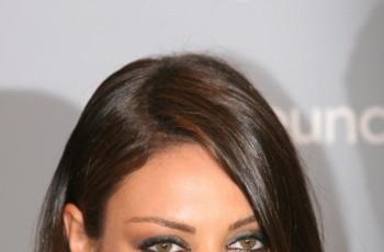 Makijaż w stylu Mili Kunis - 15 propozycji!
