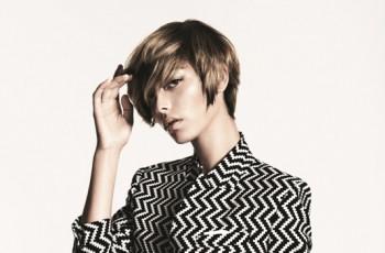 Modne kolory włosów i nowoczesne fryzury