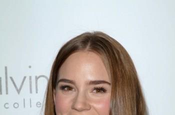 Naturalne fryzury gwiazd - charytatywna impreza magazynu ELLE w Hollywood