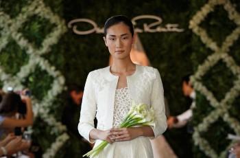 Oryginalne suknie ślubne - Oscar de la Renta 2013