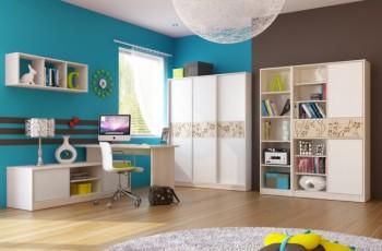Pomysły na pokój młodzieżowy