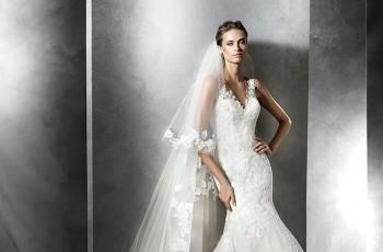 Przepiękne suknie ślubne Pronovias 2016