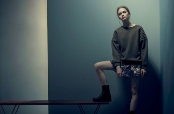 Pull&Bear - lookbook na jesień 2013