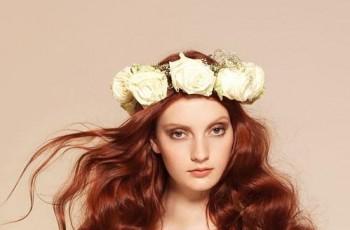 Rude włosy - galeria inspiracji