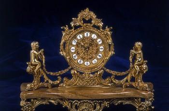 Secesyjne zegary marki Patt Mebel