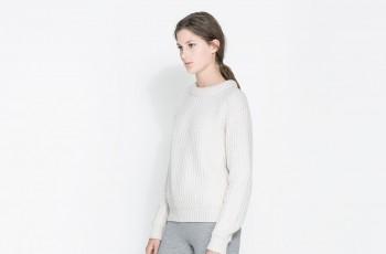 Spodnie Zara na jesień i zimę 2013/14