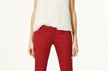 Spodnie Zara TRF - jesień/zima 2011/2012