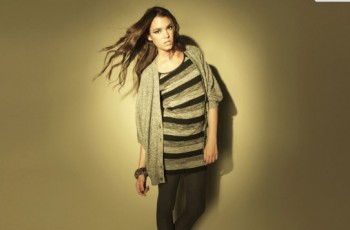 Stradivarius jesienny lookbook 2011