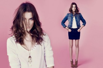 Stradivarius - lookbook luty 2012