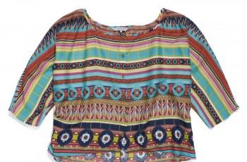 Styl hippie - ubrania i dodatki na wiosnę i lato 2012