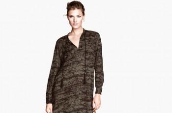 Sukienki H&M na jesień i zimę 2013/14