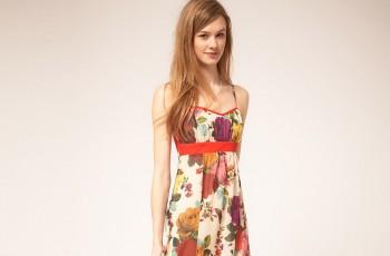 Sukienki w kwiaty na lato!
