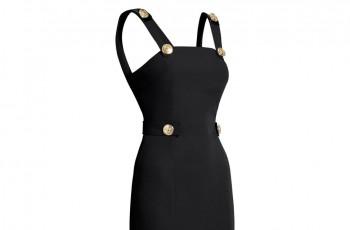 Sukienki wieczorowe H&M zima 2011/2012
