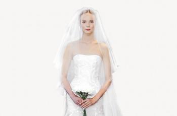 Suknie ślubne Carolina Herrera - wiosna 2014