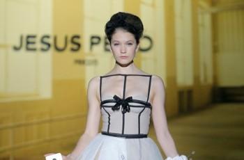 Suknie ślubne Jesus Peiro - wiosna 2014