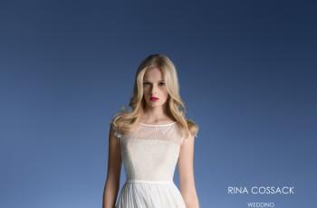 Suknie ślubne Rina Cossack 2015