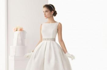 Suknie ślubne Rosa Clara - kolekcja 2014