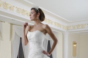 Suknie ślubne z kolekcji Classa 2012