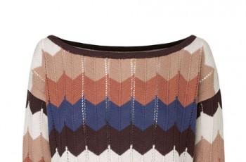 Sweterki z wiosenno-letniej kolekcji Stradivarius - moda 2011