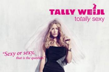 Świateczna kolekcja Tally Weijl