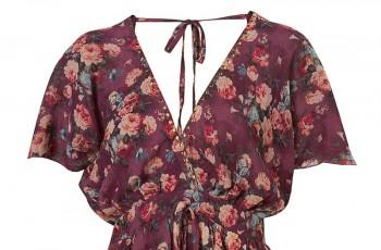 Topshop - sukienki na wiosnę i lato 2011