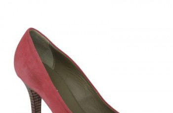 Venezia - różowe buty na sezon wiosna/lato 2012
