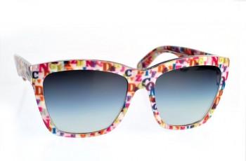 Wzorzyste okulary przeciwsłoneczne - wiosna/lato 2012
