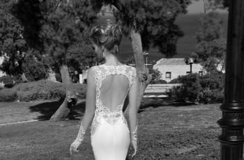 Zmysłowe suknie ślubne